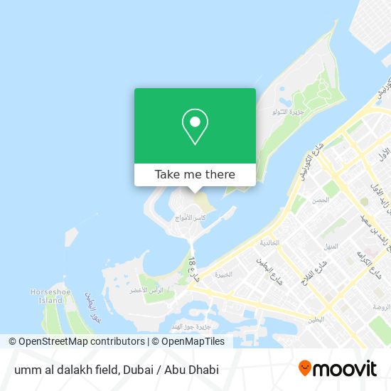 umm al dalakh field map