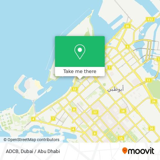 ADCB map