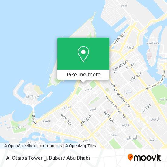 Al Otaiba Tower 💕 map