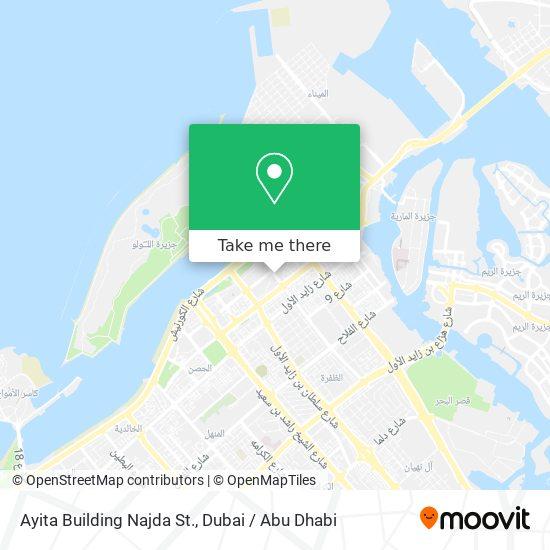 Ayita Building Najda St. map