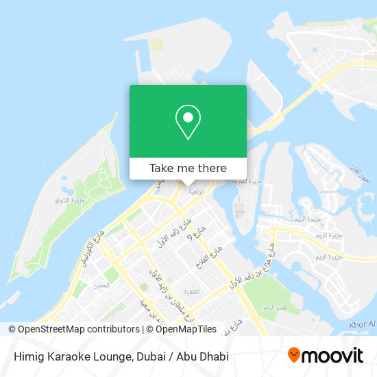 Himig Karaoke Lounge map
