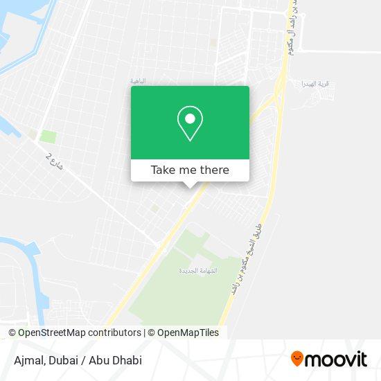 Ajmal map