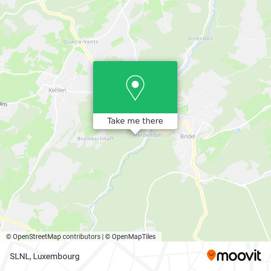 SLNL map