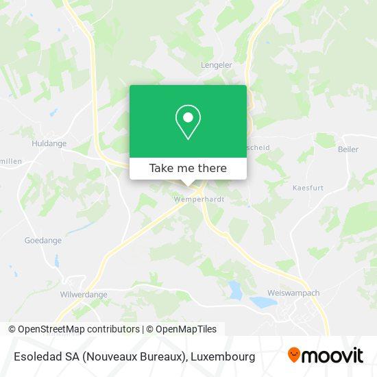 Esoledad SA (Nouveaux Bureaux) map