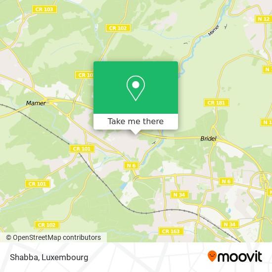 Shabba map