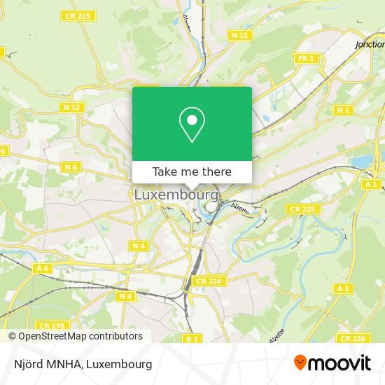 Njörd MNHA map