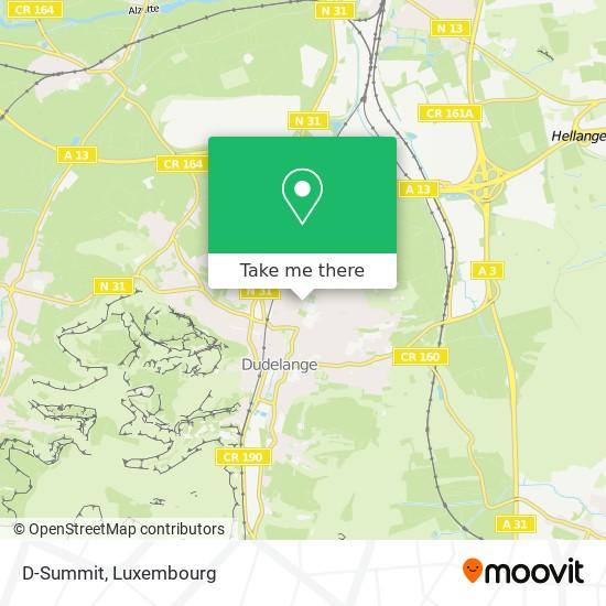 D-Summit map