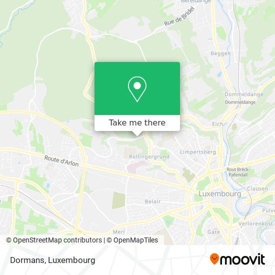 Dormans map