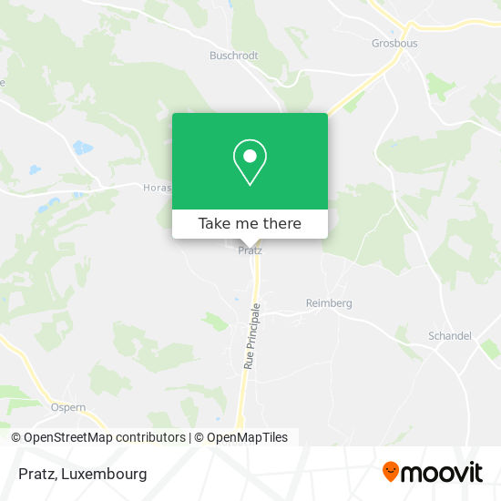 Pratz map