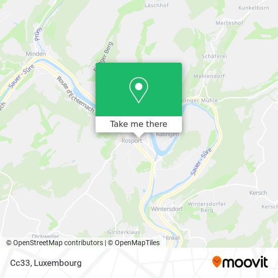 Café Du Commerce map