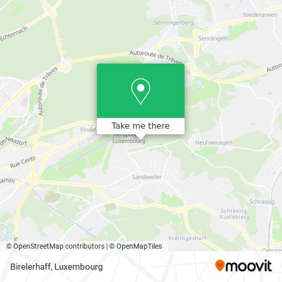 Birelerhaff map