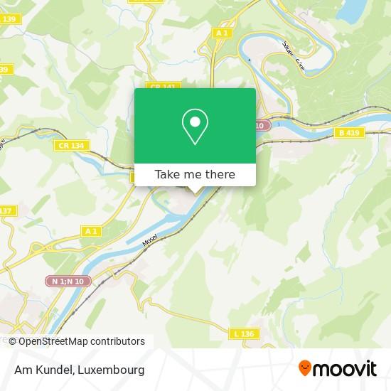 Am Kundel map