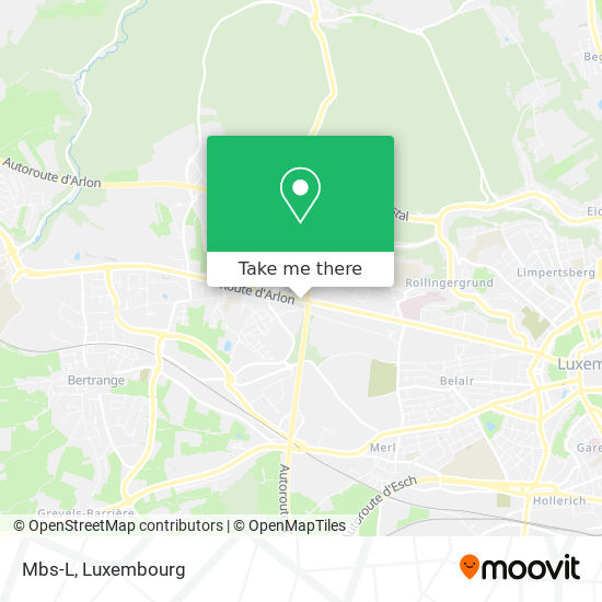 Mbs-L map