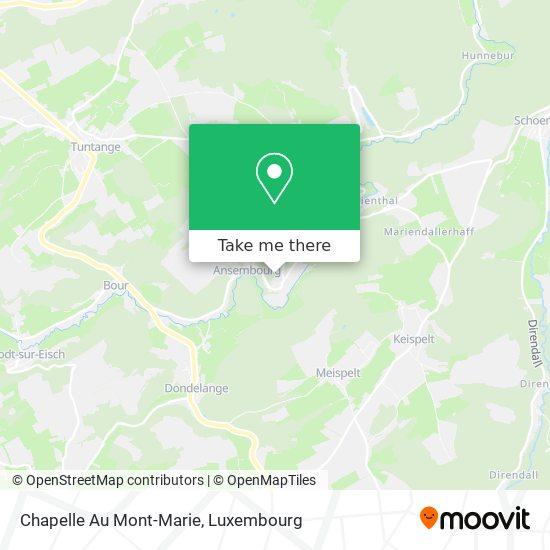 Chapelle De Mont-Marie map