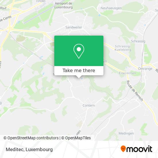 Meditec map