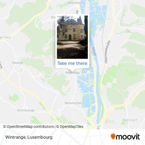 Wintrange map