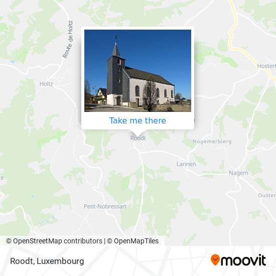 Roodt map