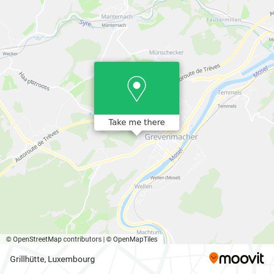 Grillhütte map