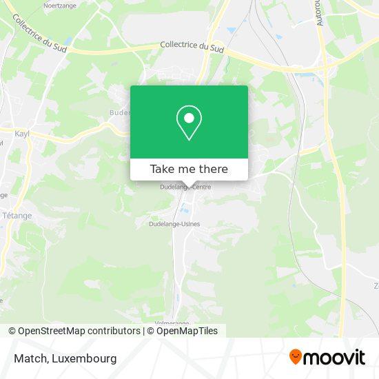 Match map
