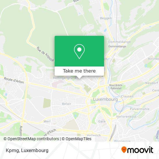 Kpmg map