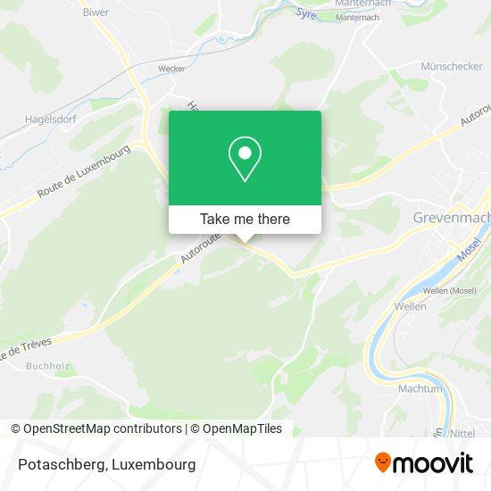 Potaschberg map