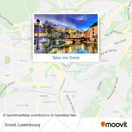 Grund map