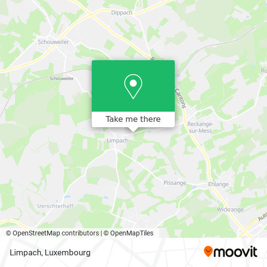 Limpach map