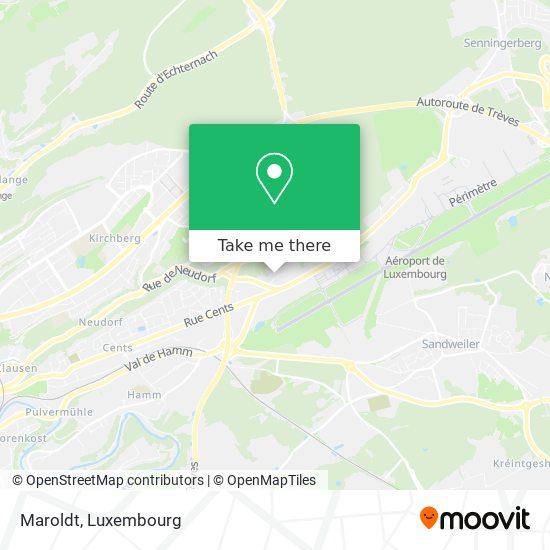 Maroldt map
