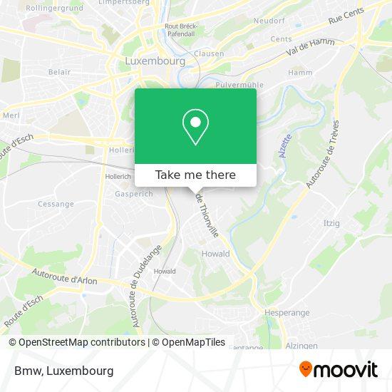 Bmw map