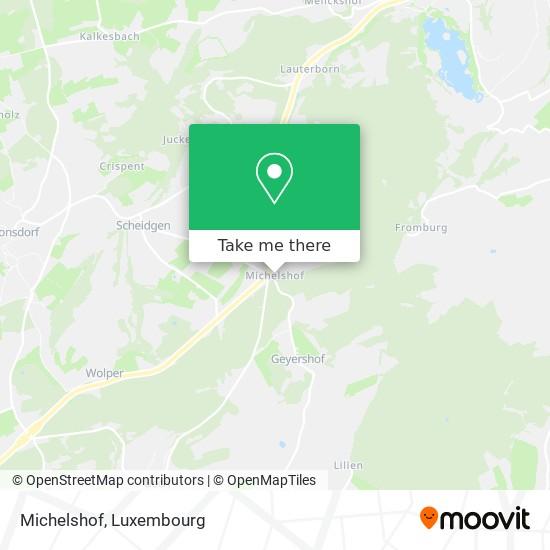 Michelshof map