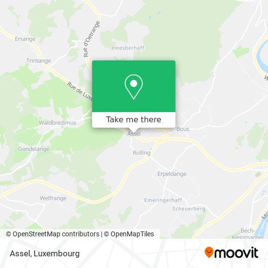 Assel map