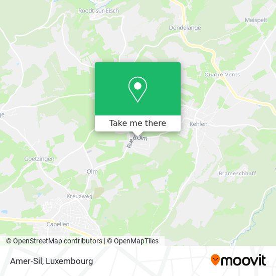 Amer-Sil map