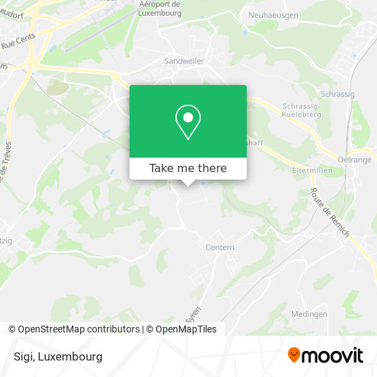 Sigi map