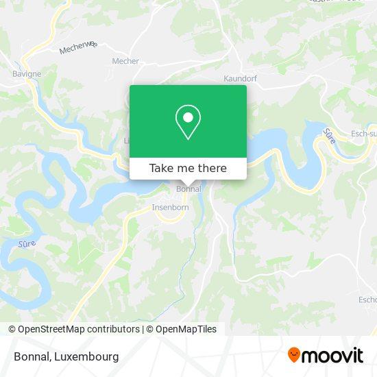 Bonnal map