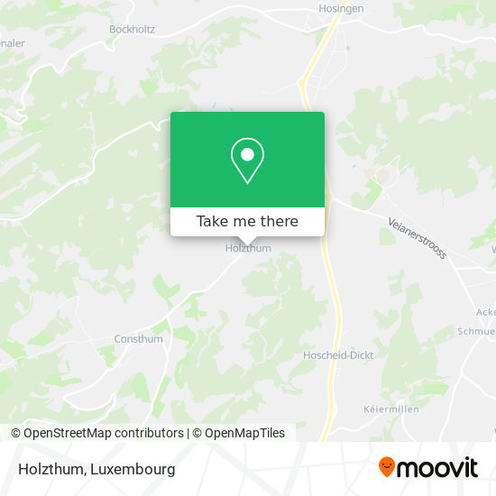 Holzthum map