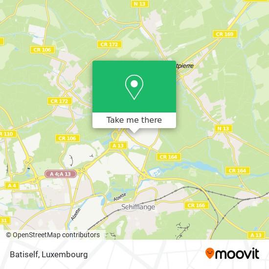 Batiself map