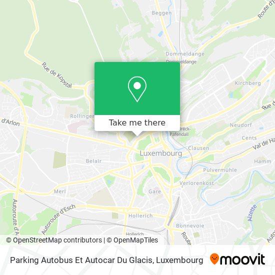 Rgtr Bus Depot map