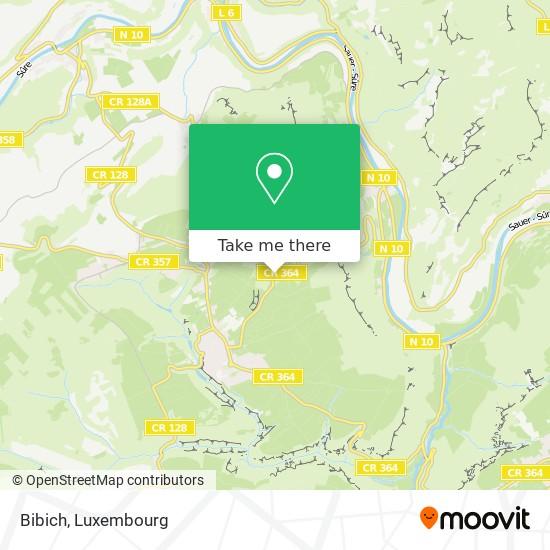 Bibich map