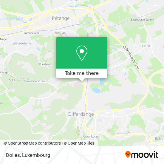Dolles map