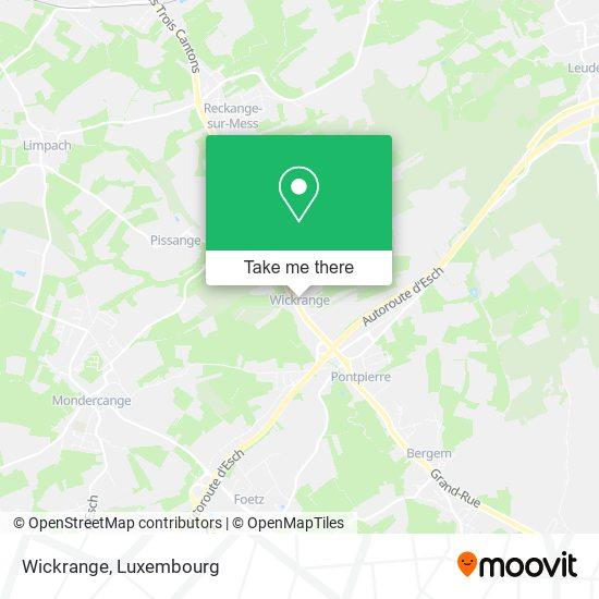 Wickrange map