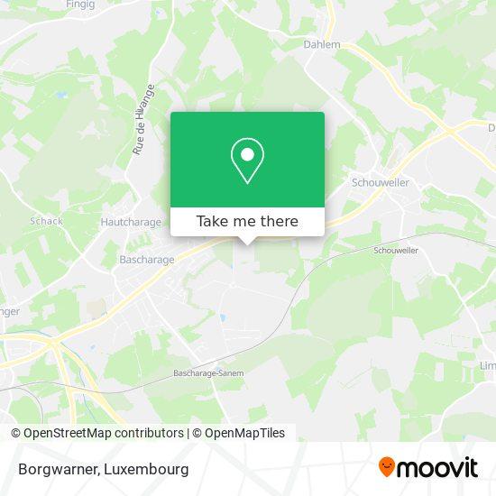 Delphi map