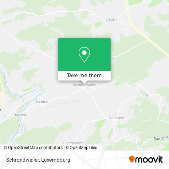 Schrondweiler map