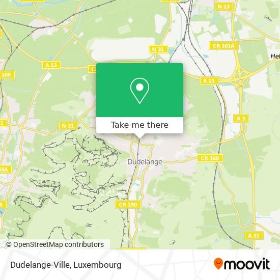 Dudelange-Ville map