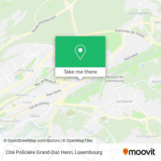 Findel Business Centre map