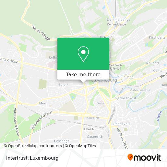 Intertrust map