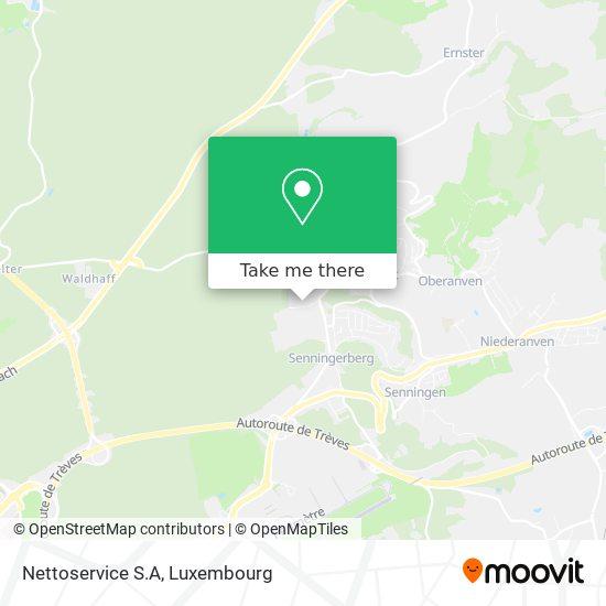 Nettoservice S.A map