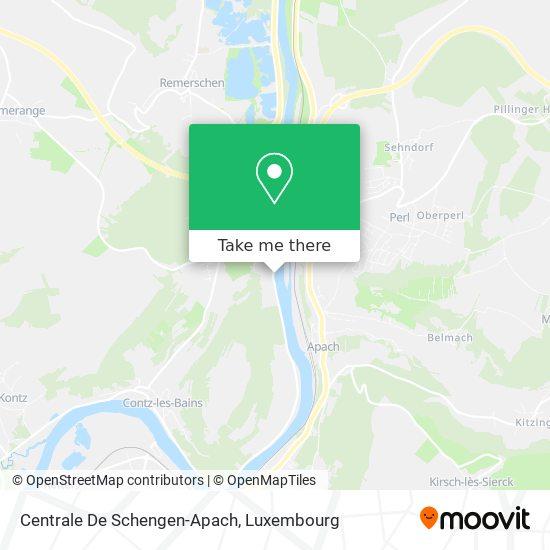 Apach map