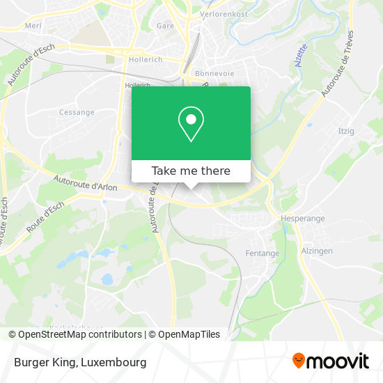 Quick map
