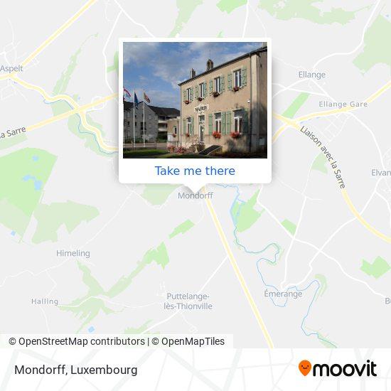 Mondorff map