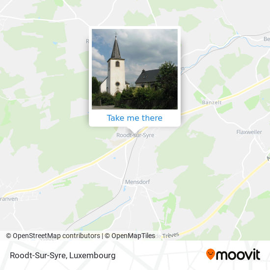 Roodt-Sur-Syre map